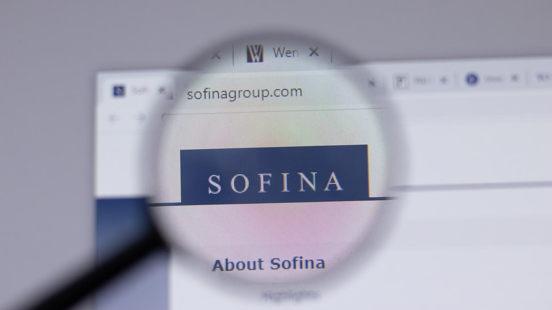Aandeel Sofina
